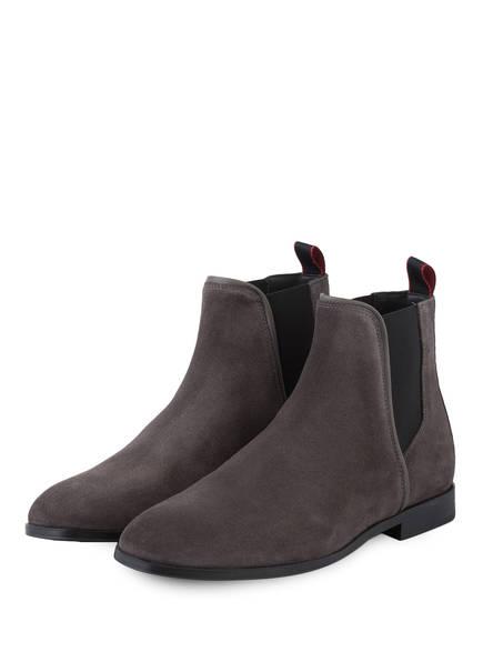 HUGO Chelsea-Boots BOHEME, Farbe: DUNKELGRAU (Bild 1)