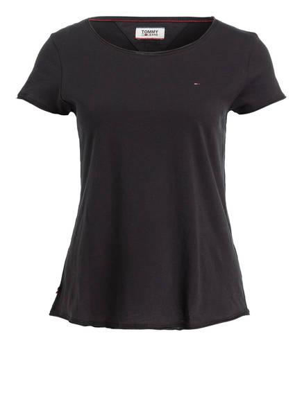 TOMMY JEANS T-Shirt, Farbe: SCHWARZ (Bild 1)