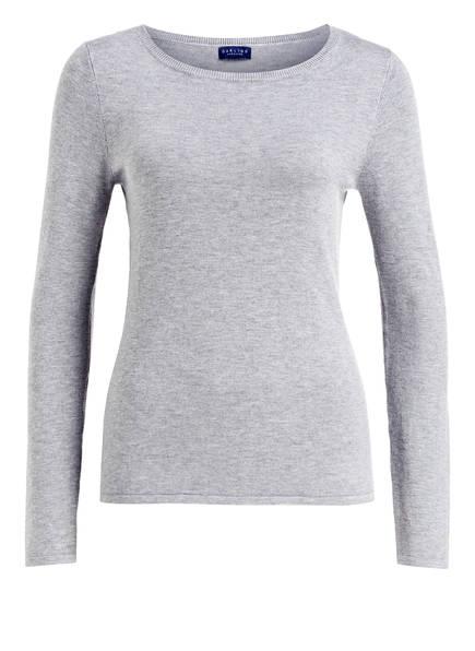 DARLING HARBOUR Pullover, Farbe: Grey MEL Grey mel (Bild 1)