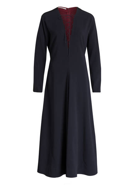 STELLA McCARTNEY Kleid, Farbe: DUNKELBLAU/ DUNKELROT (Bild 1)