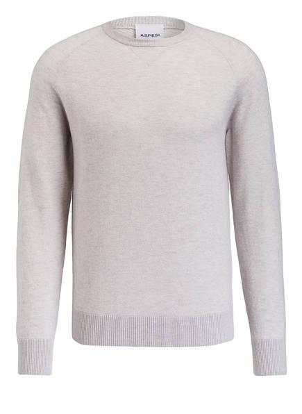ASPESI Pullover, Farbe: HELLGRAU (Bild 1)