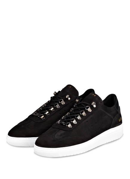 NUBIKK Sneaker YEYE SURYA, Farbe: SCHWARZ (Bild 1)