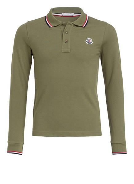 MONCLER Poloshirt, Farbe: OLIV (Bild 1)