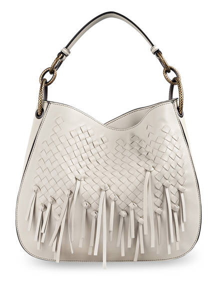 BOTTEGA VENETA Hobo-Bag LOOP SMALL, Farbe: CEMENT (Bild 1)