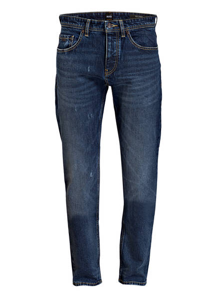 BOSS Jeans TABER Tapered Fit, Farbe: 424 MEDIUM BLUE (Bild 1)