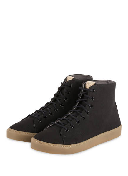 ekn Hightop-Sneaker, Farbe: SCHWARZ (Bild 1)