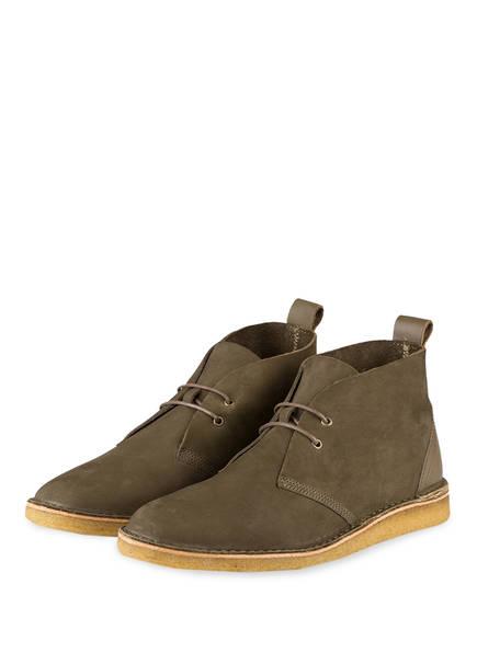ekn Desert-Boots, Farbe: OLIV (Bild 1)