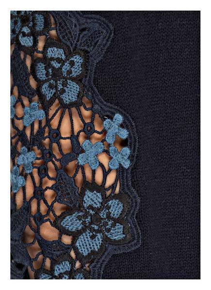 By By Dunkelblau Chloé Chloé Pullover See See q15HcvHUT
