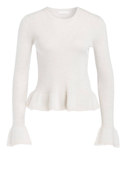Ecru Chloé By See See Pullover By cO6nfWRxP
