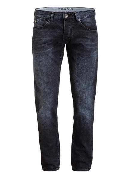 DSTREZZED Jeans JAMES Tapered Fit, Farbe: 900 BLUE BLACK (Bild 1)