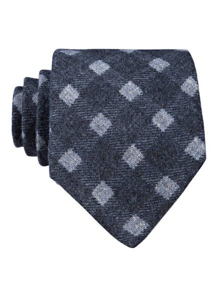 OLYMP SIGNATURE Krawatte, Farbe: BLAU/ HELLBLAU (Bild 1)