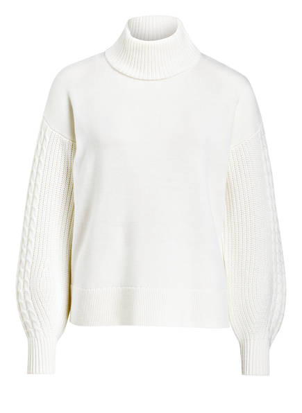 HUGO Oversized-Pullover SONALY, Farbe: CREME (Bild 1)