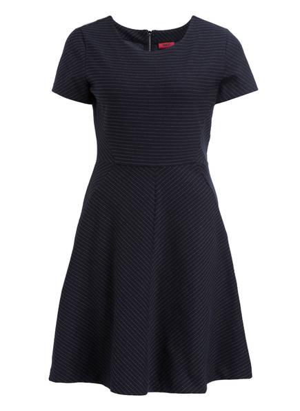 HUGO Kleid DOSANNE, Farbe: SCHWARZ/ GRAU GESTREIFT (Bild 1)