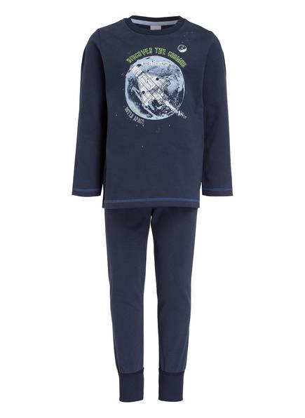 Sanetta Schlafanzug, Farbe: DUNKELBLAU (Bild 1)