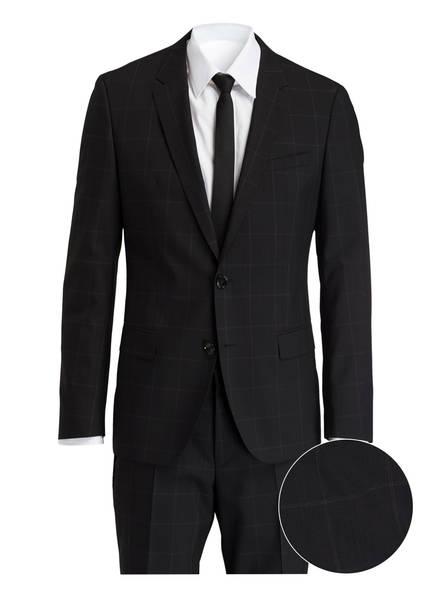 HUGO Anzug HENRY/GRIFFIN182 Slim Fit, Farbe: SCHWARZ (Bild 1)