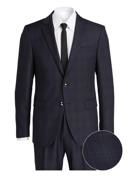 JOOP! Anzug HERBY-BLAIR Slim Fit, Farbe: DUNKELBLAU/ GRAU KARIERT (Bild 1)