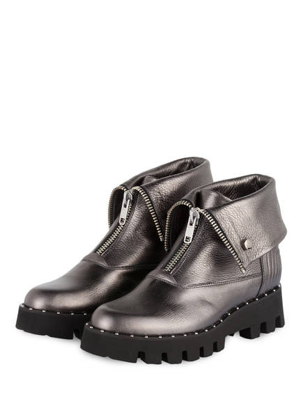 Pertini Plateau-Boots, Farbe: GRAU (Bild 1)