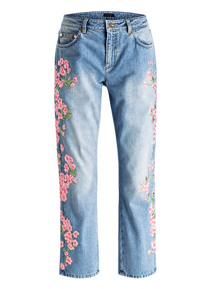 ESCADA 7/8-Jeans, Farbe: DENIM LIGHT BLUE  (Bild 1)