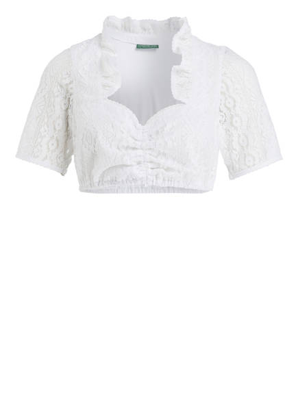 COUNTRY LINE Dirndlbluse, Farbe: WEISS (Bild 1)
