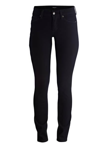 CAMBIO Skinny Jeans PARLA, Farbe: 5000 rinsed black (Bild 1)
