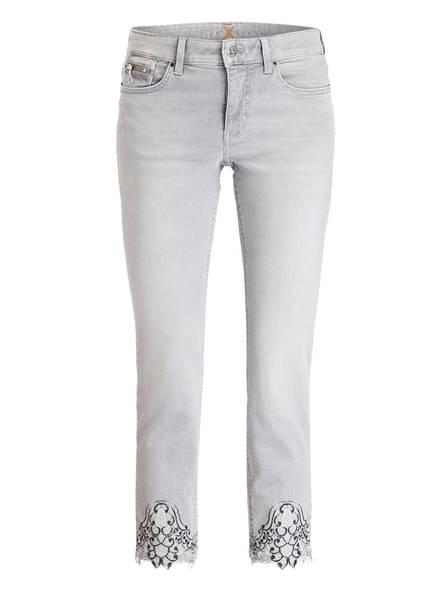 MAC 7/8-Jeans, Farbe: SOFT SILVER GREY WASH (Bild 1)