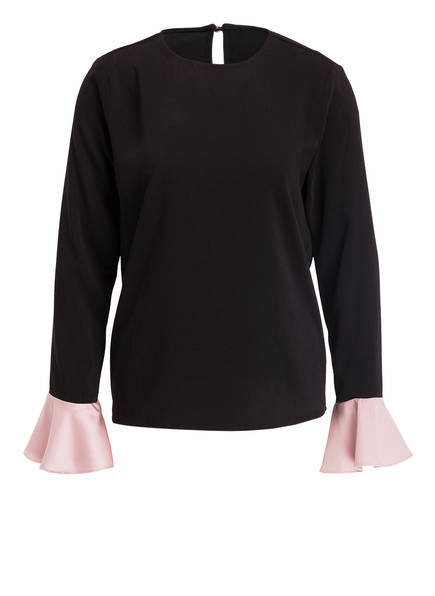 Mrs & HUGS Blusenshirt, Farbe: SCHWARZ (Bild 1)