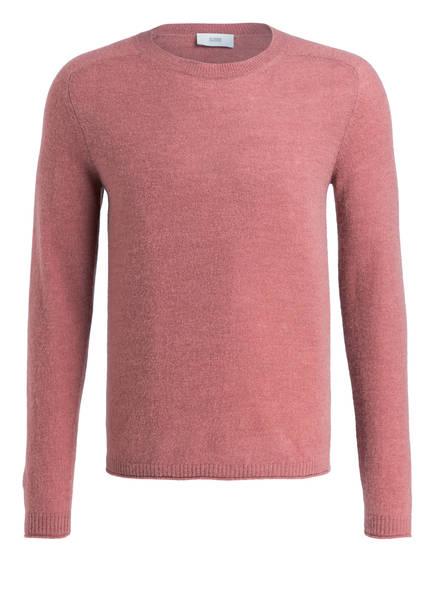 CLOSED Pullover mit Alpaka-Anteil, Farbe: ROSÉ (Bild 1)