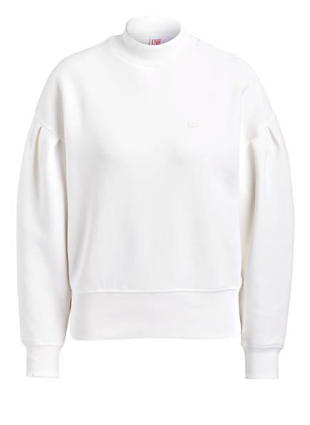 LACOSTE L!VE Sweatshirt, Farbe: OFFWHITE (Bild 1)
