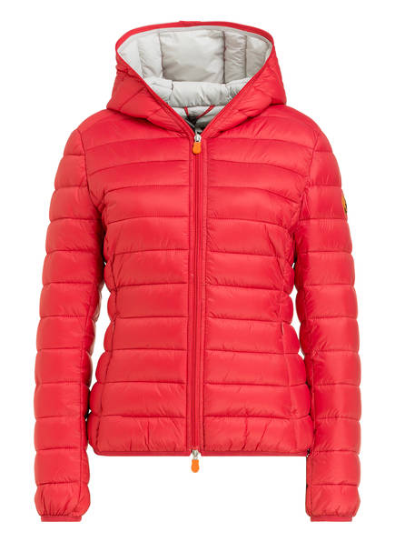 SAVE THE DUCK Steppjacke KAP , Farbe: ROT (Bild 1)