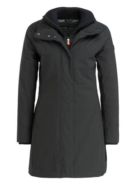 SAVE THE DUCK Mantel, Farbe: DUNKELGRÜN (Bild 1)