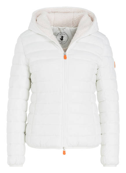 SAVE THE DUCK Steppjacke, Farbe: OFFWHITE (Bild 1)