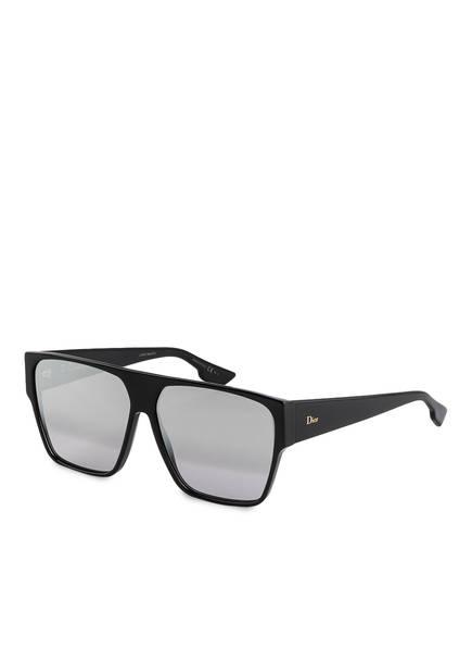 Dior Sunglasses Sonnenbrille DIORHIT , Farbe: 807 - SCHWARZ/ SILBER VERSPIEGELT (Bild 1)
