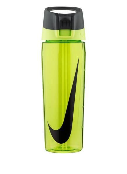 Nike Trinkflasche TR HYPERCHARGE STRAW, Farbe: GRÜN/ SCHWARZ (Bild 1)