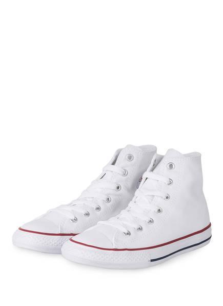 CONVERSE Hightop-Sneaker CHUCK TAYLOR ALL STAR HIGH, Farbe: WEISS (Bild 1)