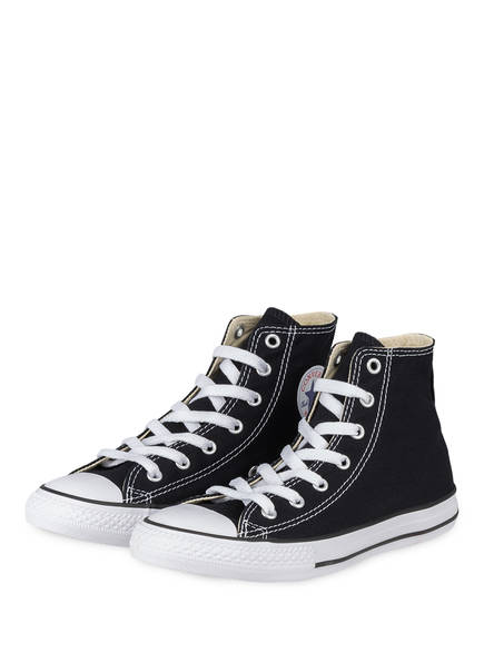 CONVERSE Hightop-Sneaker CHUCK TAYLOR ALL STAR HIGH, Farbe: SCHWARZ (Bild 1)