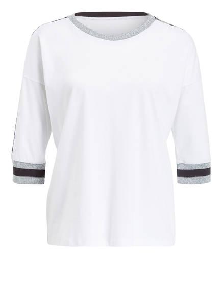 lilienfels T-Shirt, Farbe: WEISS/ GRAU/ SCHWARZ (Bild 1)
