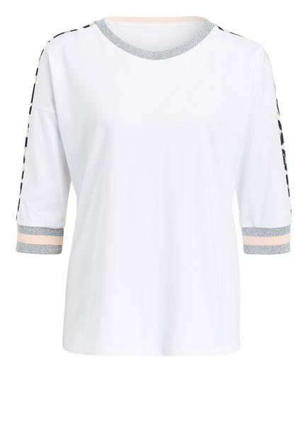 lilienfels T-Shirt, Farbe: WEISS/ HELLROSA/ SCHWARZ (Bild 1)