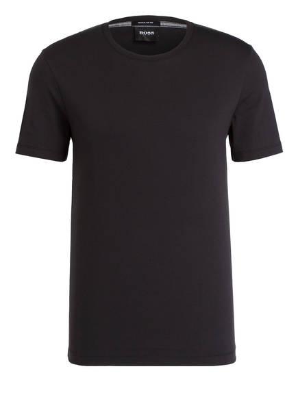 BOSS T-Shirt TIBURT, Farbe: SCHWARZ (Bild 1)