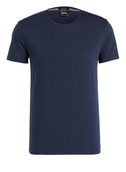 BOSS T-Shirt TIBURT, Farbe: DUNKELBLAU (Bild 1)