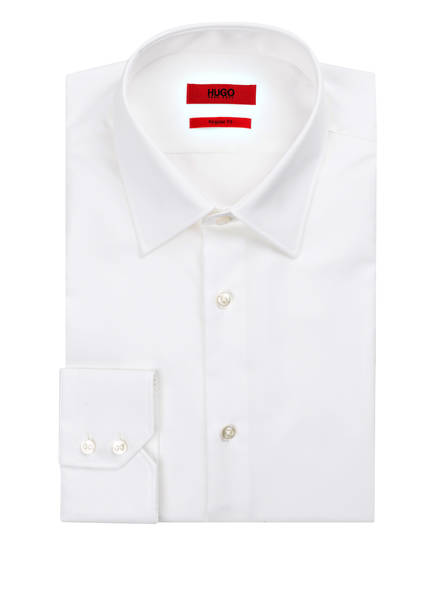 HUGO Hemd C-ENZO Regular Fit, Farbe: WEISS (Bild 1)