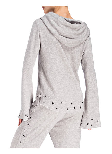 Stickereien Grau Meliert Mit Rich Hoodie Better qSI6tn