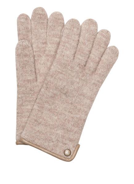 ROECKL Handschuhe ORIGINAL, Farbe: BEIGE  (Bild 1)