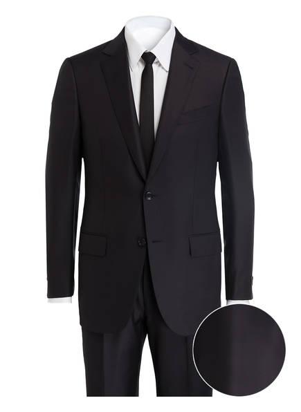 Ermenegildo Zegna Anzug MILANO TROFEO Easy Fit, Farbe: MARINE (Bild 1)
