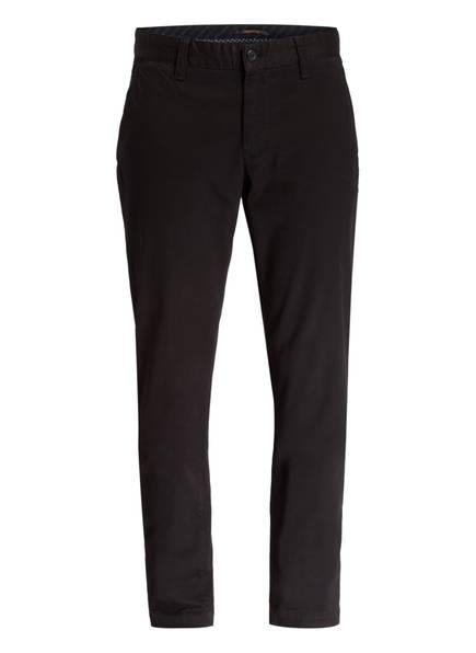 ALBERTO Chino LOU Regular Slim Fit, Farbe: SCHWARZ (Bild 1)
