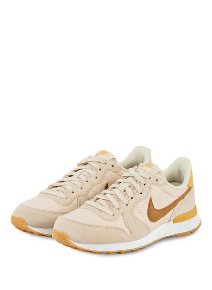 Nike Sneaker INTERNATIONALIST, Farbe: BEIGE/ GELB/ BRAUN (Bild 1)
