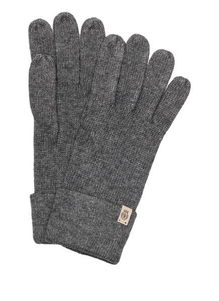 ROECKL Handschuhe ESSENTIALS BASIC , Farbe: GRAU MELIERT  (Bild 1)