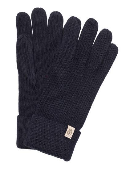 ROECKL Handschuhe ESSENTIALS BASIC , Farbe: NAVY (Bild 1)