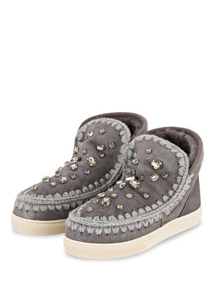 mou Boots MINI ESKIMO , Farbe: GRAU (Bild 1)
