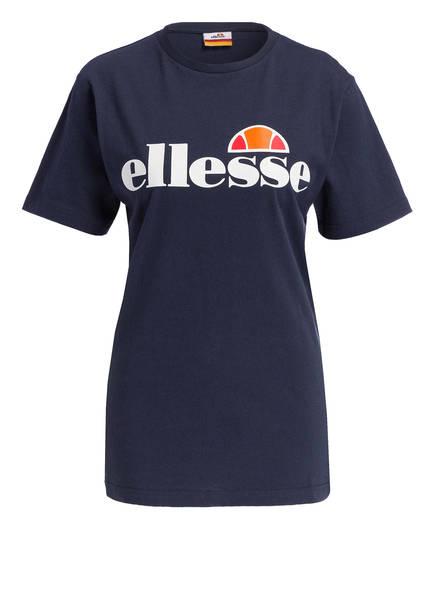Ellesse shirt T Ellesse Dunkelblau T Albany UvHqTw