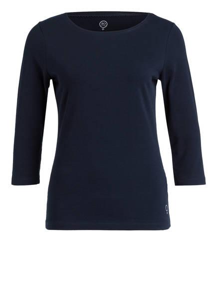 BOVIVA Shirt mit 3/4-Arm, Farbe: DUNKELBLAU (Bild 1)